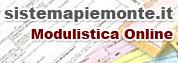 Modulistica online del Comune di Casale Corte Cerro